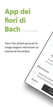 Poster Autotest dei fiori di Bach