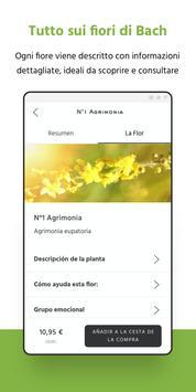 4 Schermata Autotest dei fiori di Bach