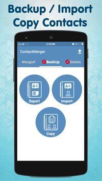 Duplicate Contact Merger screenshot 5