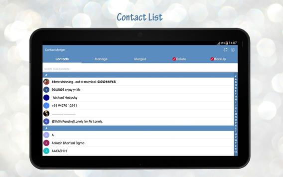 Duplicate Contact Merger screenshot 17