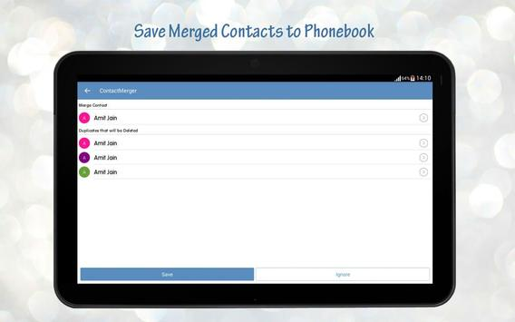 Duplicate Contact Merger screenshot 20