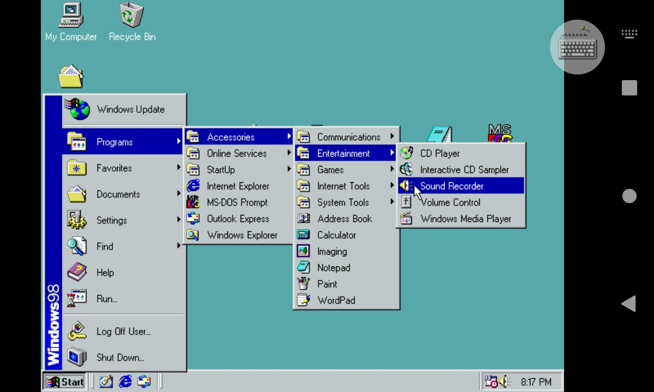 Madison : Microsoft windows 98 startup sound download