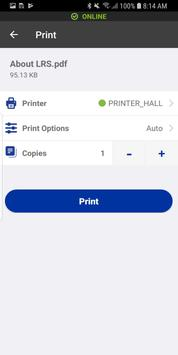 VPSX Print screenshot 1