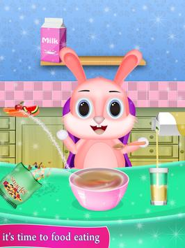 Bunny Baby Pet Care House screenshot 15