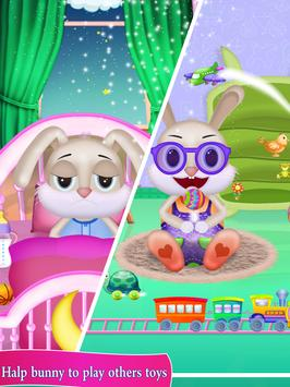 Bunny Baby Pet Care House screenshot 11