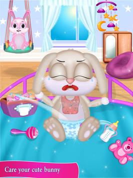 Bunny Baby Pet Care House screenshot 2