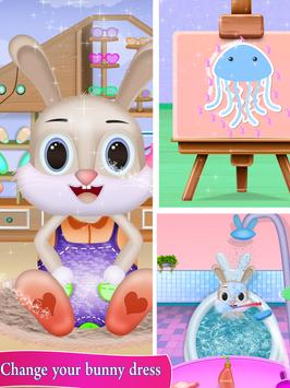 Bunny Baby Pet Care House screenshot 4