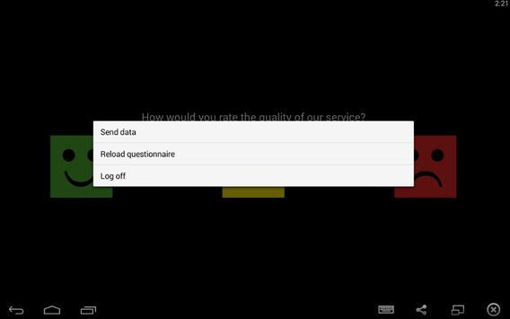 Customer Satisfaction Survey screenshot 1