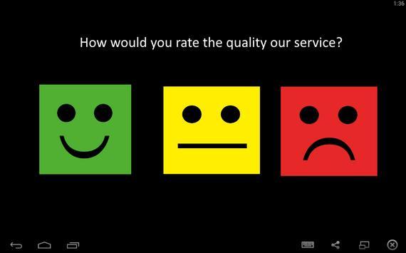 Customer Satisfaction Survey screenshot 5