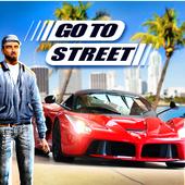 Go To Street icon
