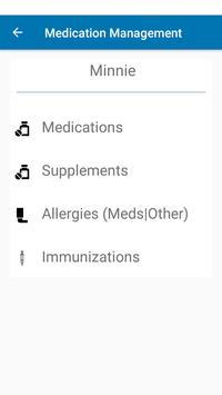 Medication List скриншот 2