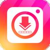 , Story saver - Instagram için indirme videoyu simgesi