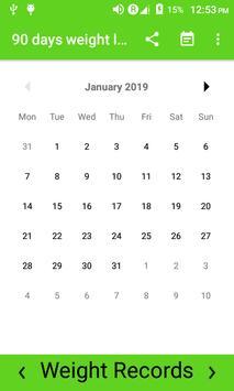 90 days weight loss marathi screenshot 1