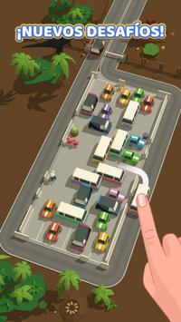 Parking Jam 3D captura de pantalla 3