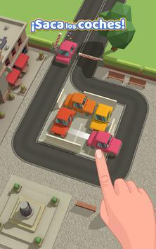 Parking Jam 3D captura de pantalla 10