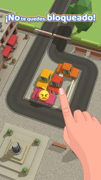 Parking Jam 3D captura de pantalla 1