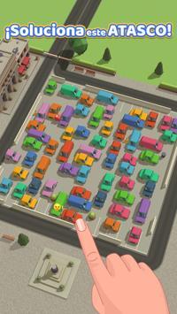 Parking Jam 3D captura de pantalla 4