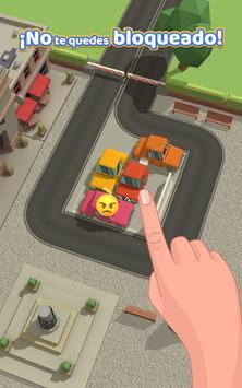 Parking Jam 3D captura de pantalla 6