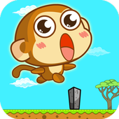 Monkey Parkour icon