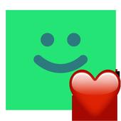 chomp Emoji - Twitter Style icon