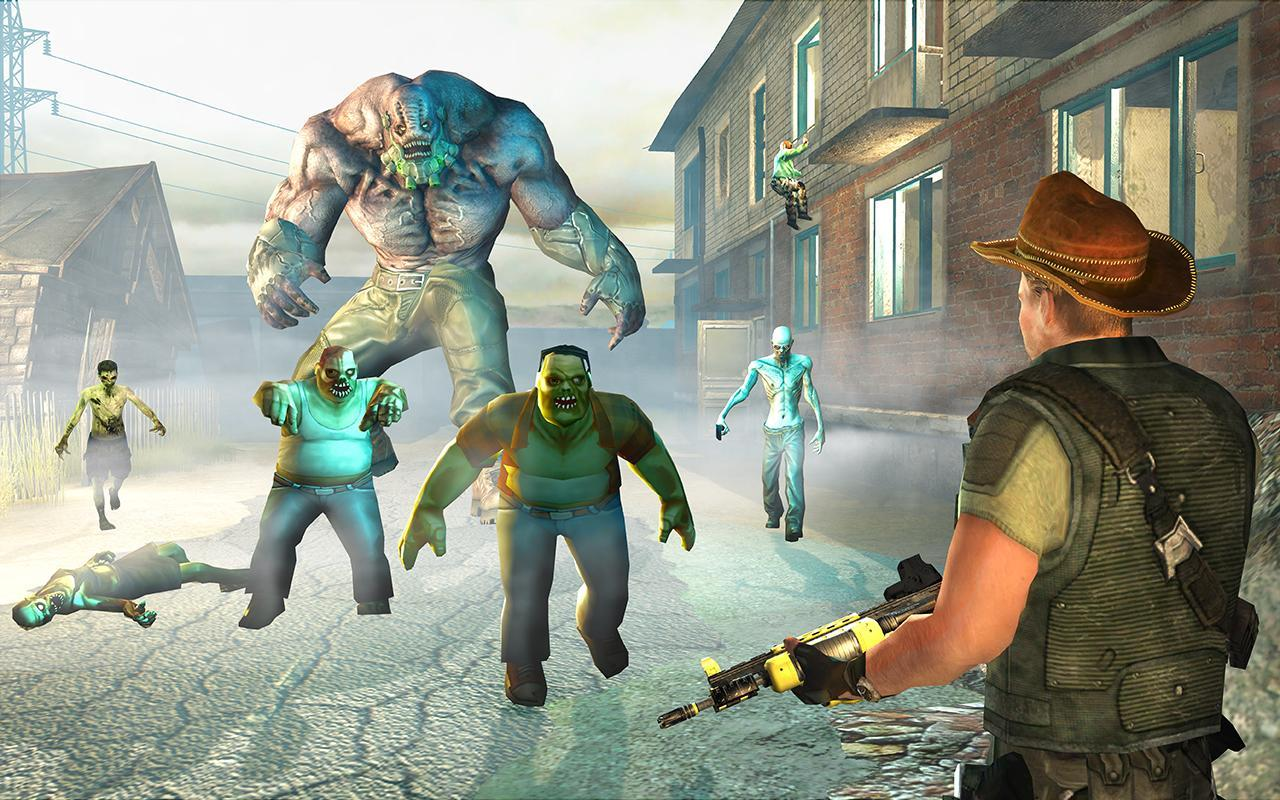 Transforming Into A Killer Zombie In Roblox Youtube Cowboy Zombie Shooter For Android Apk Download