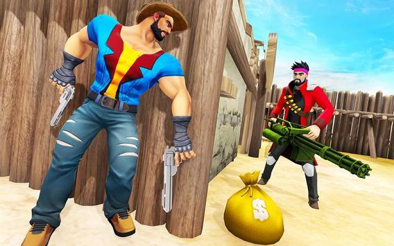West Cow Boy Gunfighter Shoooting Strike screenshot 8