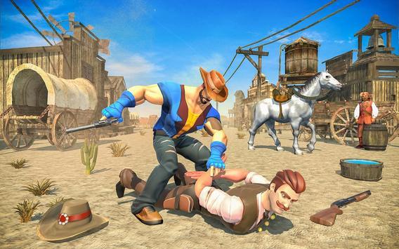 West Cow Boy Gunfighter Shoooting Strike screenshot 6