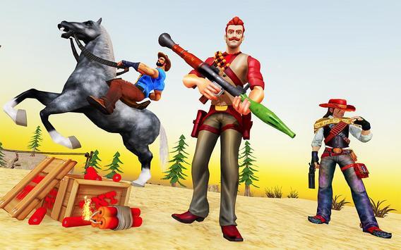 West Cow Boy Gunfighter Shoooting Strike screenshot 4