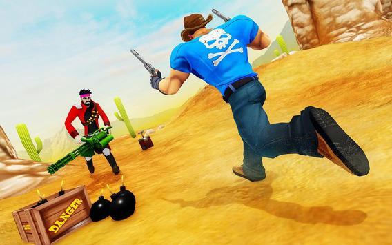 West Cow Boy Gunfighter Shoooting Strike screenshot 5