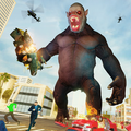 Dinosaur City Rampage: Animal Attack Simulator