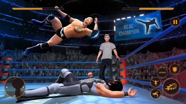 Real Wrestling Fight Championship: Wrestling Games screenshot 4