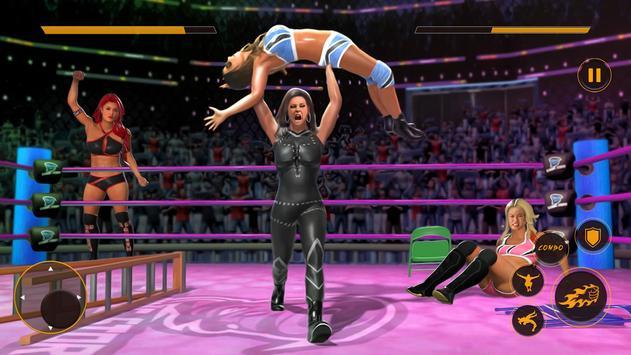 Real Wrestling Fight Championship: Wrestling Games screenshot 5
