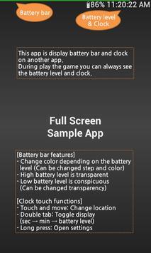 BatteryClock-Ad poster