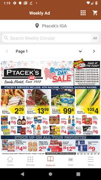 Ptaceks IGA screenshot 2