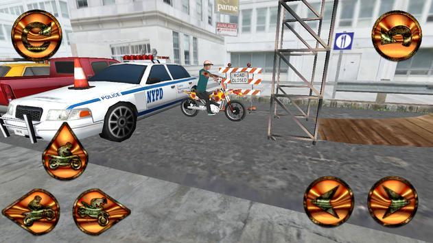 Real Stunt Bike Mania : Racing screenshot 2