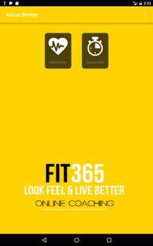 FIT365 screenshot 6