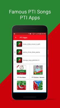 PTI Songs screenshot 5
