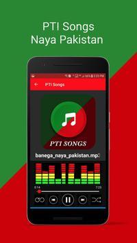 PTI Songs screenshot 3