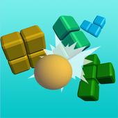 Crash Blocks 3D icon