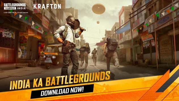 BATTLEGROUNDS MOBILE INDIA screenshot 5