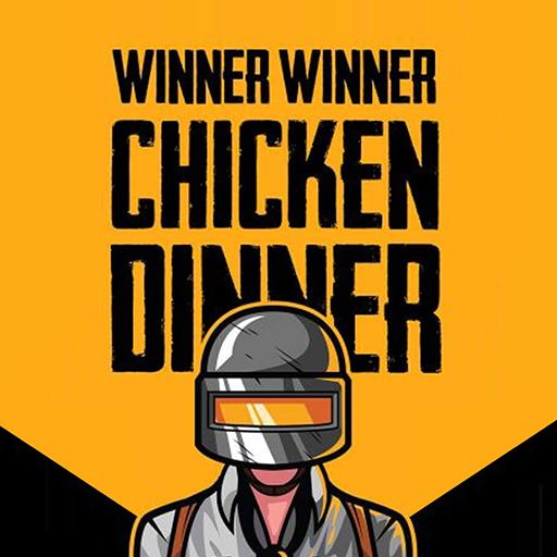 winner winner chicken dinner creator- for PUBG