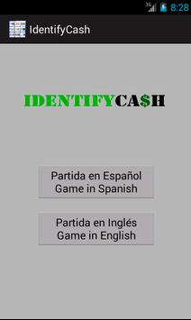 IdentifyCash poster
