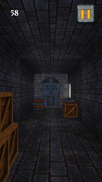 Castle Escape - Dungeon Runner screenshot 3