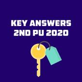 2nd Puc Key Answer 2020 icon