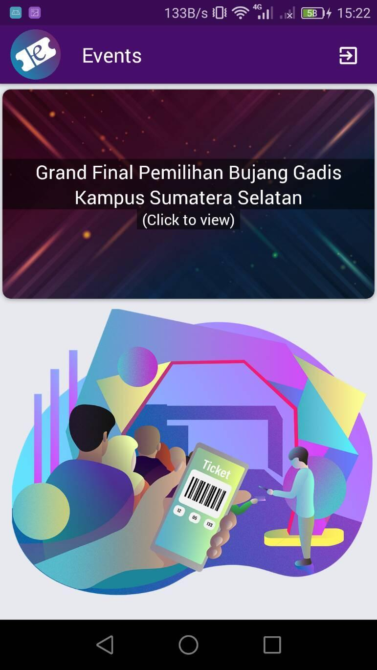 E-Ticketing for Android - APK Download