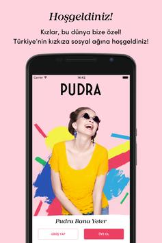 Pudra poster