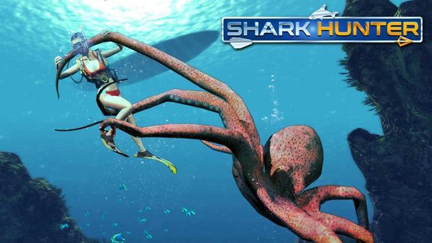 SHARK HUNTER & SHARK HUNTING screenshot 1