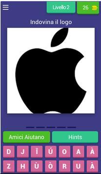Indovina il logo screenshot 2