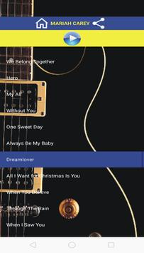 We Belong Together Lyrics App screenshot 2