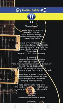 We Belong Together Lyrics App screenshot 3